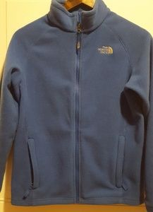 The North Face|Youth Full Zip Fleece|Sz L